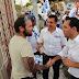 Vecinos de Polígono 108 dan su apoyo total al Dr. Manuel Díaz