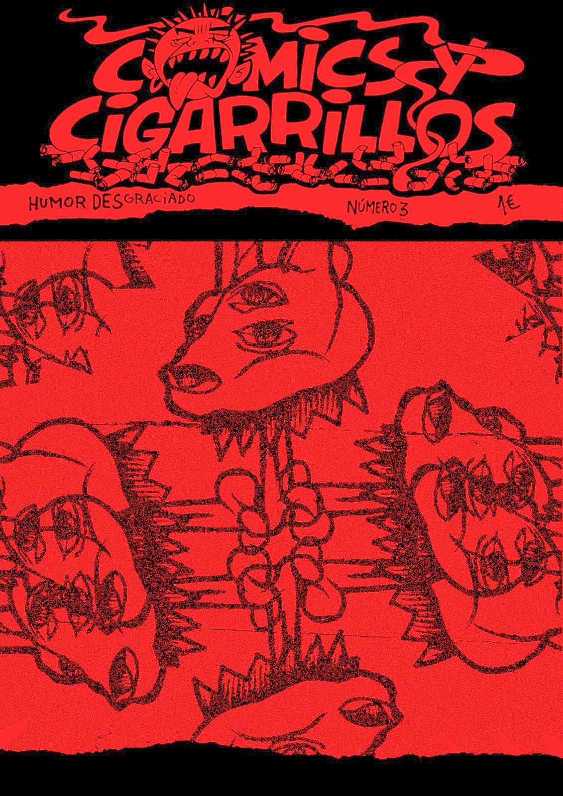Cómics y Cigarrillos #3