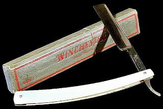 1910 Winchester Straight Edge Razor