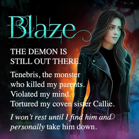 Blaze Book Blitz