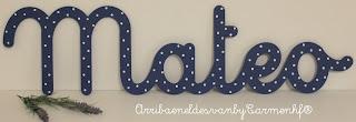 letras,infantiles,decorativas