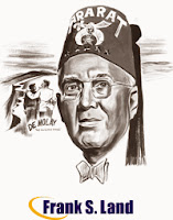 Frank Sherman Land mason grado 33