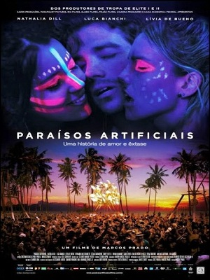 Filme Poster Parasos Artificiais TS XviD &amp; RMVB Nacional