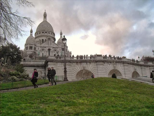 Sagrado Corazón, París