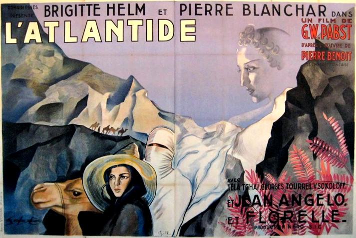 La Atlántida (Georg Wilhelm Pabst, 1932)