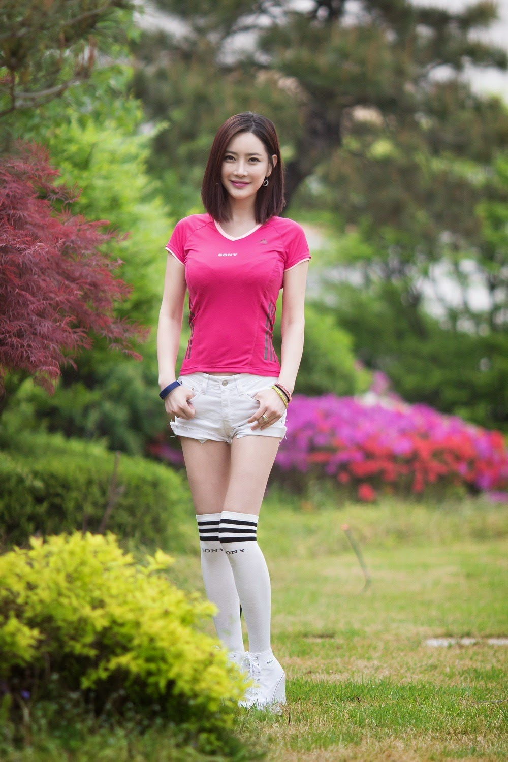 5 Min Soo Ah - P&I 2014 - very cute asian girl-girlcute4u.blogspot.com