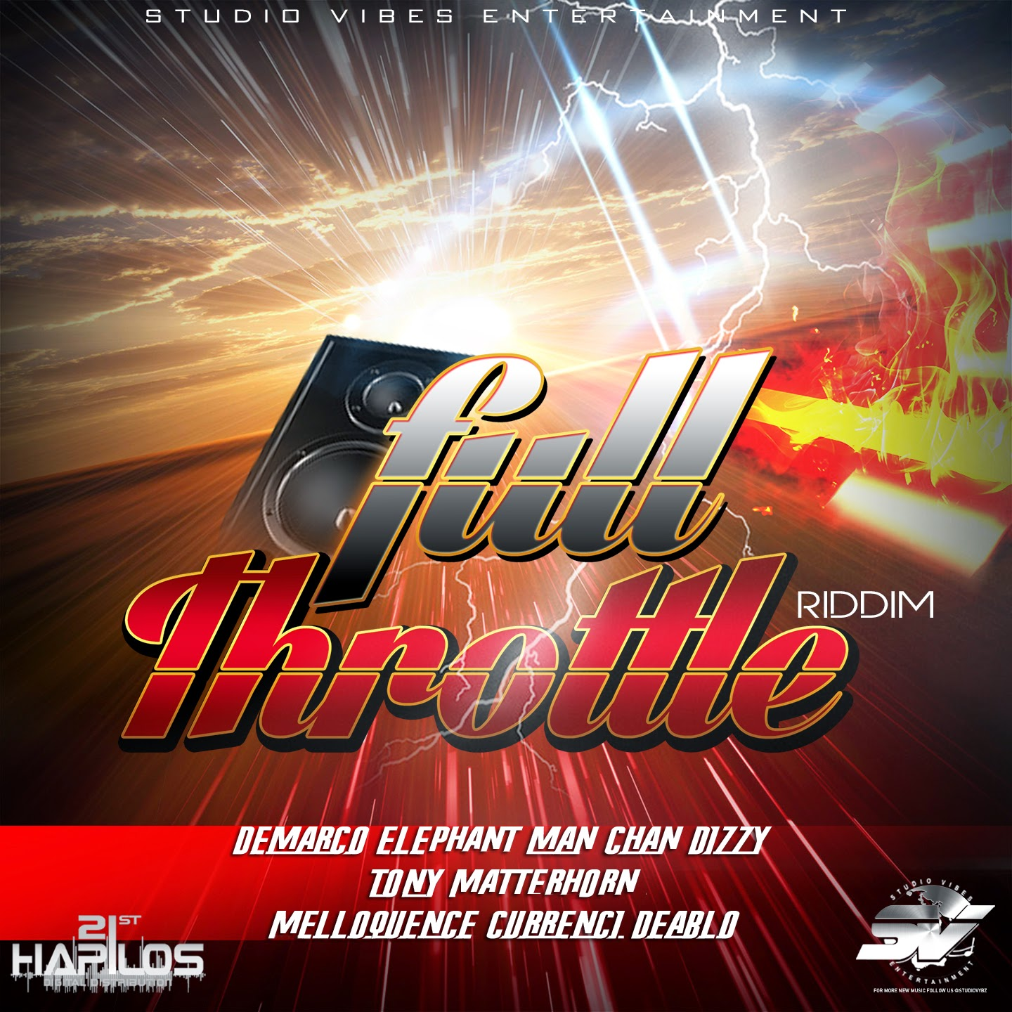 Full Throttle Riddim