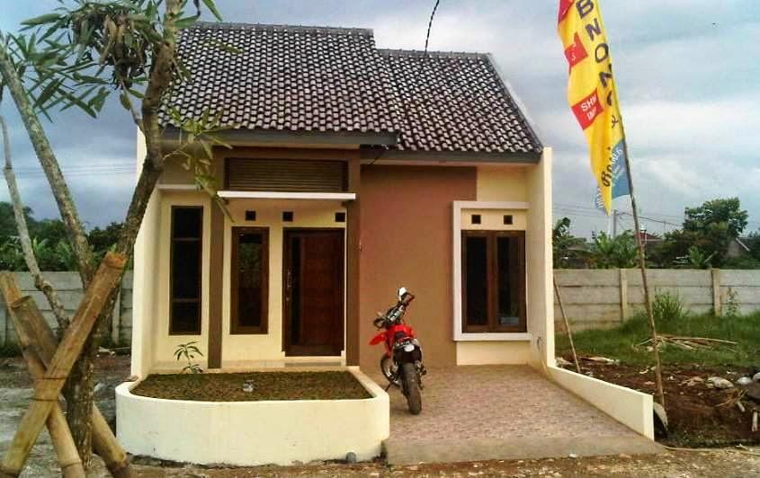 Rumah type 36 perumahan alam cibinong residence