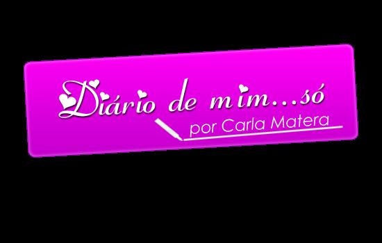 DIÁRIO DE MIM... SÓ