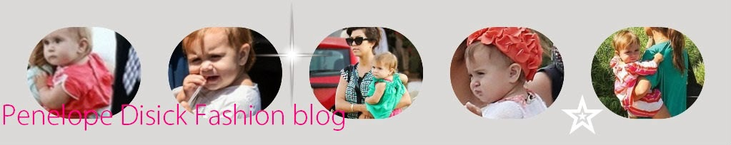Penelope  Disick  Fashion blog