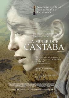 La mujer que cantaba (2010) – Latino
