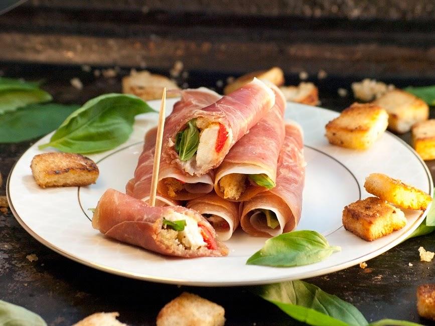 Vivez à l'heure Italienne avec Carrefour, 3 recettes Italiane exclusives, caviar d'aubergines, pain carasau, roulés de parme aux saveurs d'italie, recettes siciliennes