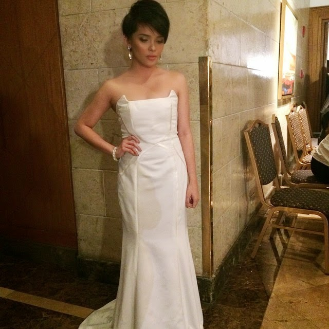 Claudine, Marjorie and other Stunning Female Celebrities at Julia ...