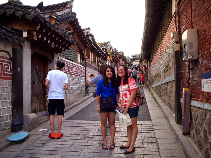 Ewha University Summer Studies Travel Seoul Bukchon Village Samcheongdong lunarrive blog singapore yoogane