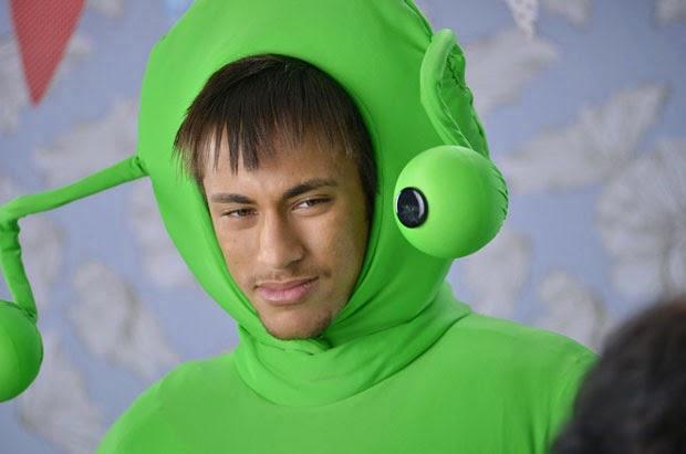 All Sports Players Neymar Funny
