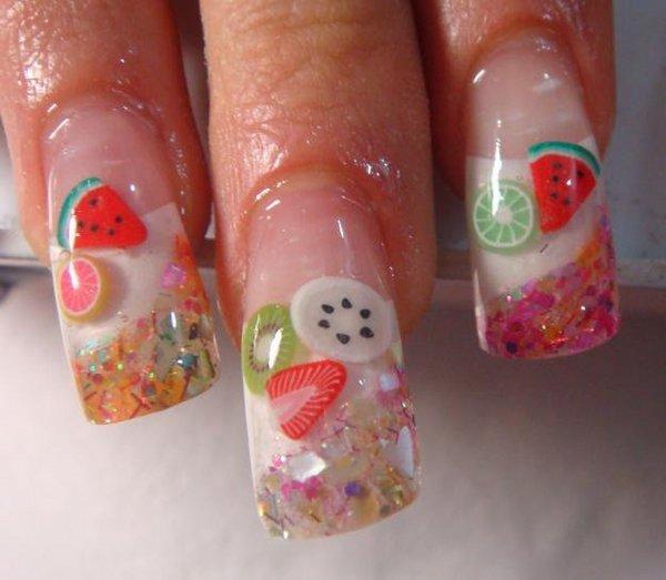 Escoge las uñas acrílicas perfectas para ti!