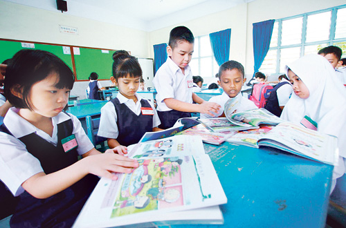 ISU PENDIDIKAN : Contohi penekanan sains sekolah Cina