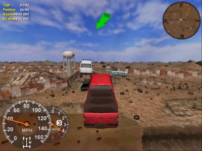 احدث العاب السيارات الممتعة 4x4 Evo 2 كاملة لعب مباشر بدون تسطيب حصريا تحميل مباشر 4x4+Evo+2+3