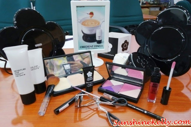 Mary Quant Beauty Workshop, Mary Quant Cosmetics, Mary Quant skincare, Mary Quant makeup