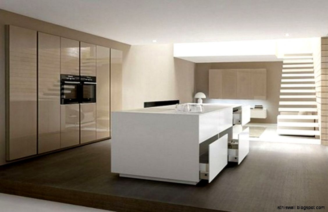 Modern Minimalist Kitchen Cabinets This Wallpapers