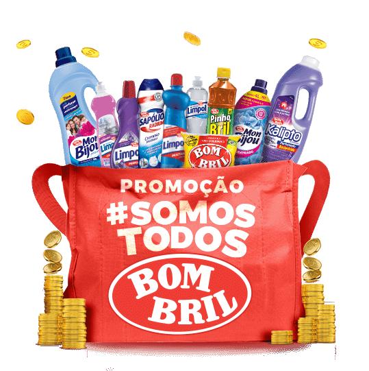 Promoção Bombril 2019