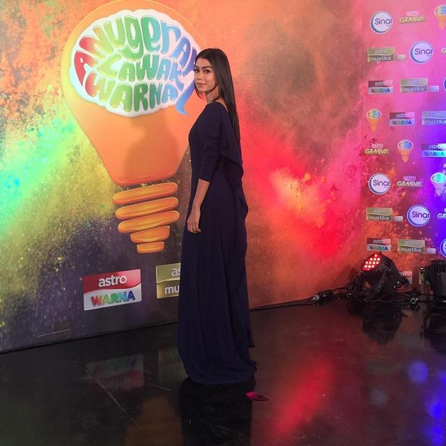 #AnugerahLawakWarna Kemenangan Sharifah Sakinah Bikin Panas!