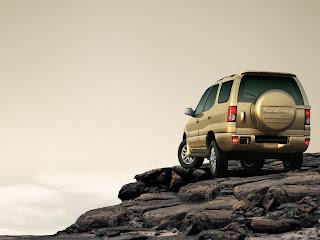 Tata Safari Car