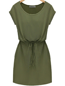 www.shein.com/Green-Short-Sleeve-Drawstring-Slim-Dress-p-218704-cat-1727.html?aff_id=2687