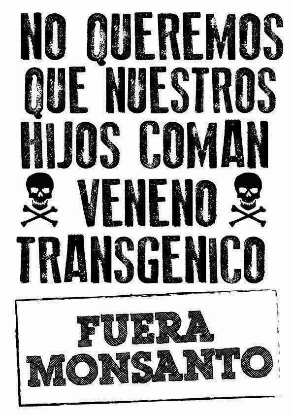 #PaperStorm en contra de Monsanto Fuera%2Bmonsanto