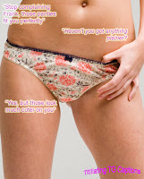 His wife tricked him into panties