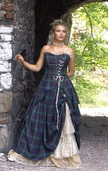 scottish wedding dresses online