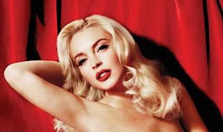 Lindsay Lohan, Lindsay Lohan Playboy, Lindsay Lohan Photo shoot