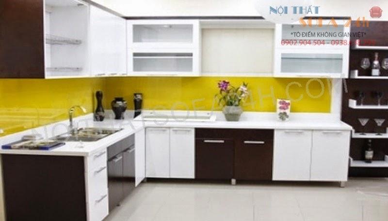 Tủ bếp TB037