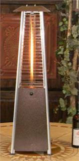 Quartz Patio Heater