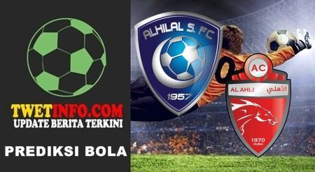 Prediksi Al Hilal vs Al Ahli Dubai