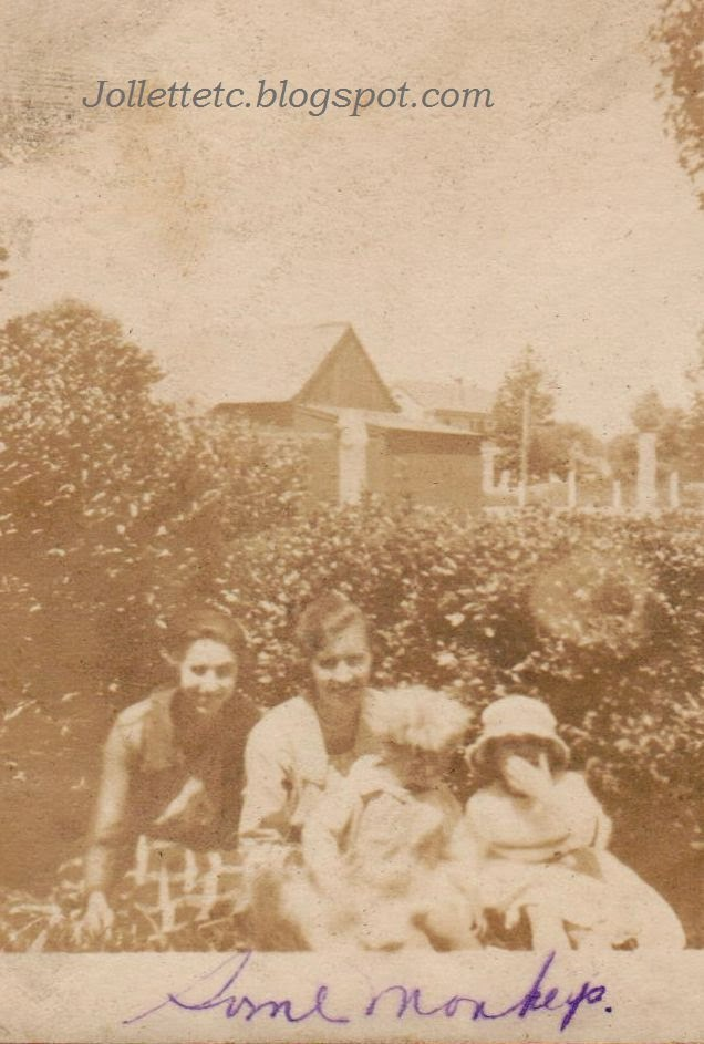 Friends and maybe sisters of Helen Killeen Parker about 1919