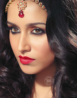 Sensuous Shraddha Kapoor Real HD Pictureshoot for Marie Claire Beauty India Magazine June 2012 Image 01.jpg