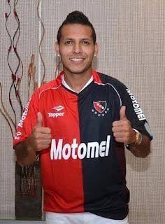 Domínguez es nuevo jugador de Newell's Old Boys