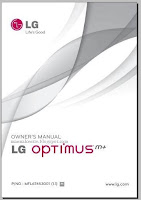 LG Optimus M+ Ms695 Manual User Guide & Settings
