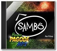 CD Sambô   Ao Vivo (2011)