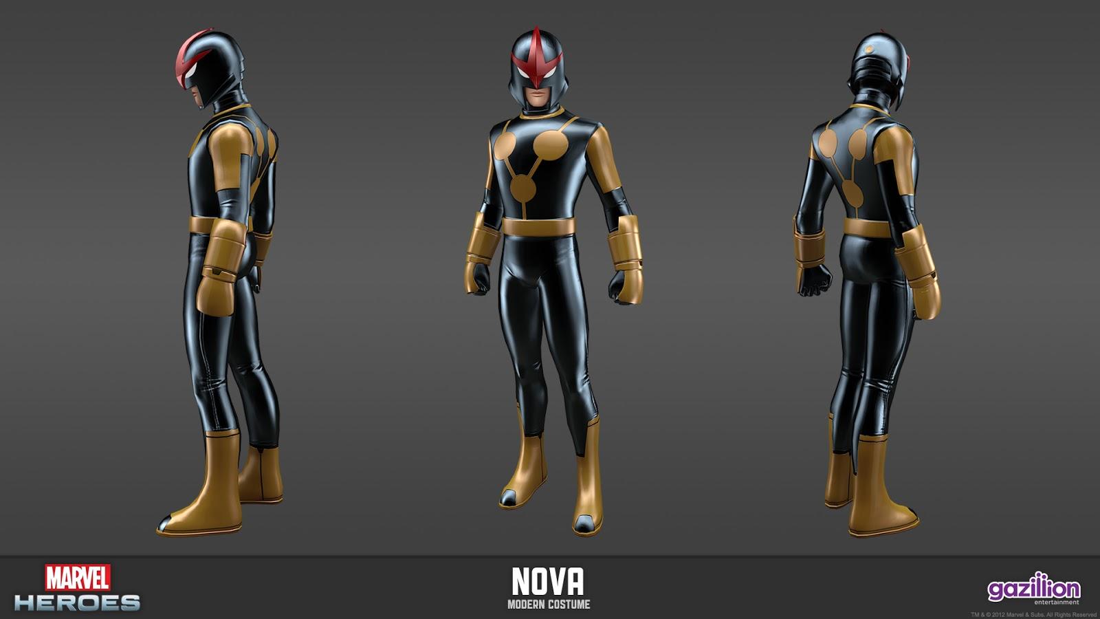 Dejan el nuevo trailer del mmorpg free to play llamado marvel heroes