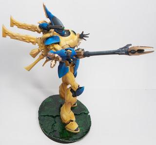 Eldar Wraithknight Iyanden