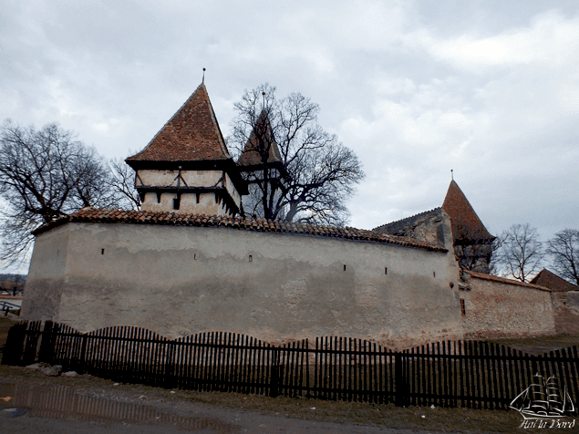 biserica fortificata cincsor