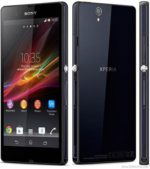 Sony Xperia Z water resistance test