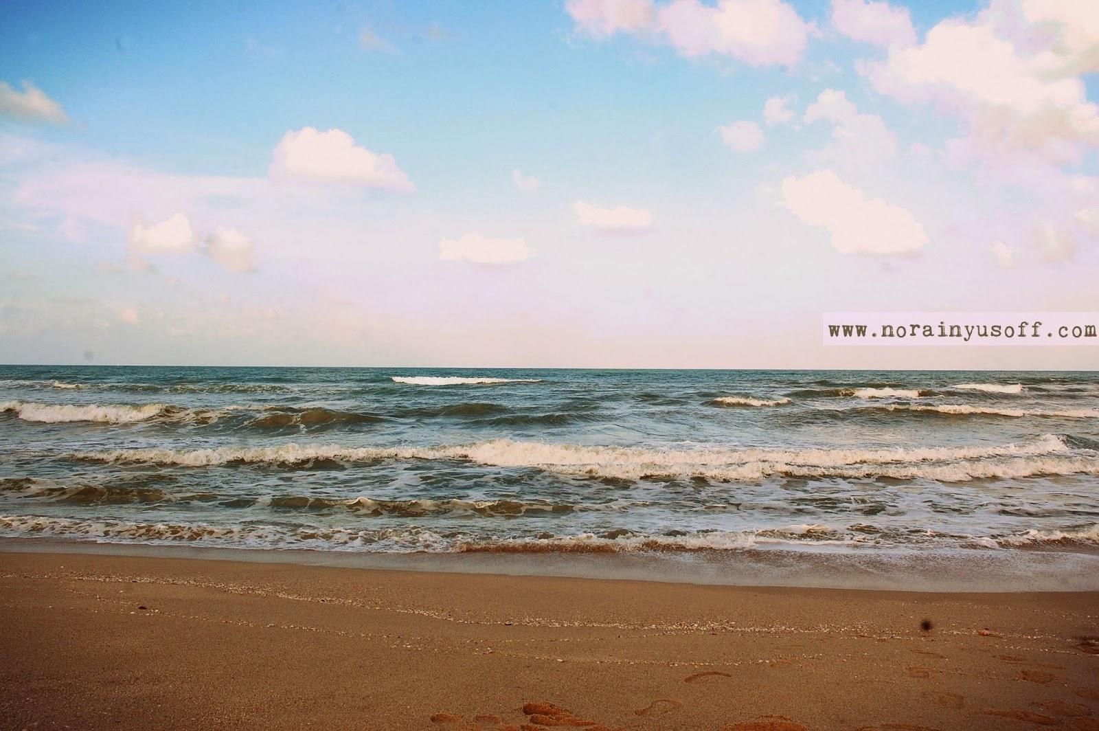 Ku Mahu Lari Ke Pantai
