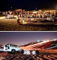 BBQ Dinner Di Gurun Pasir Dubai