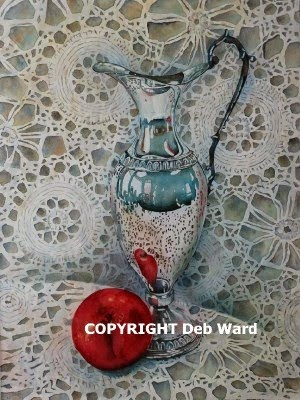 DEB WARD ART