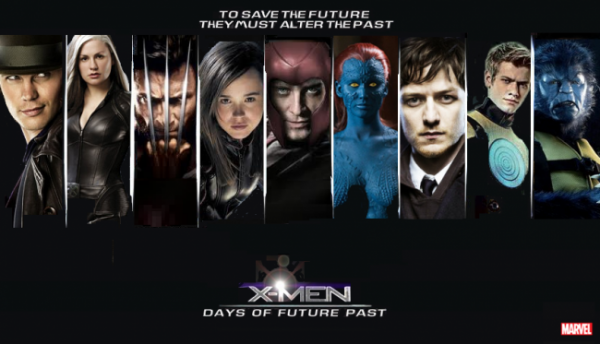 X-Men: Days of Future Past (2014) Hindi Dubbed Movie *BluRay*