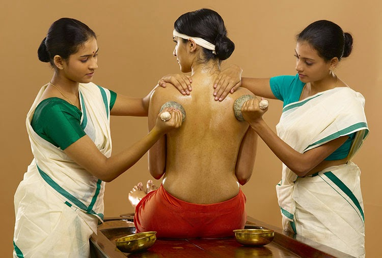 Kerala Traditional Massage