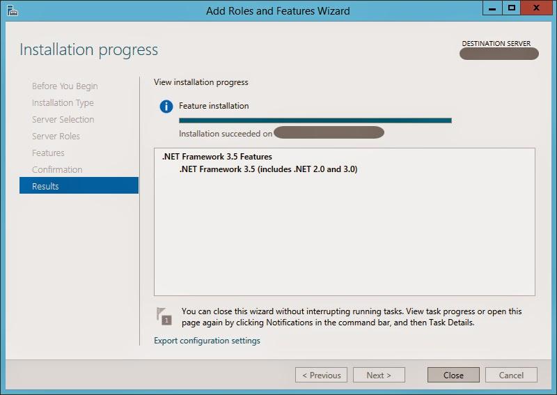 Cloud-Server Fenster 2012 wichtigsten Schlüssel